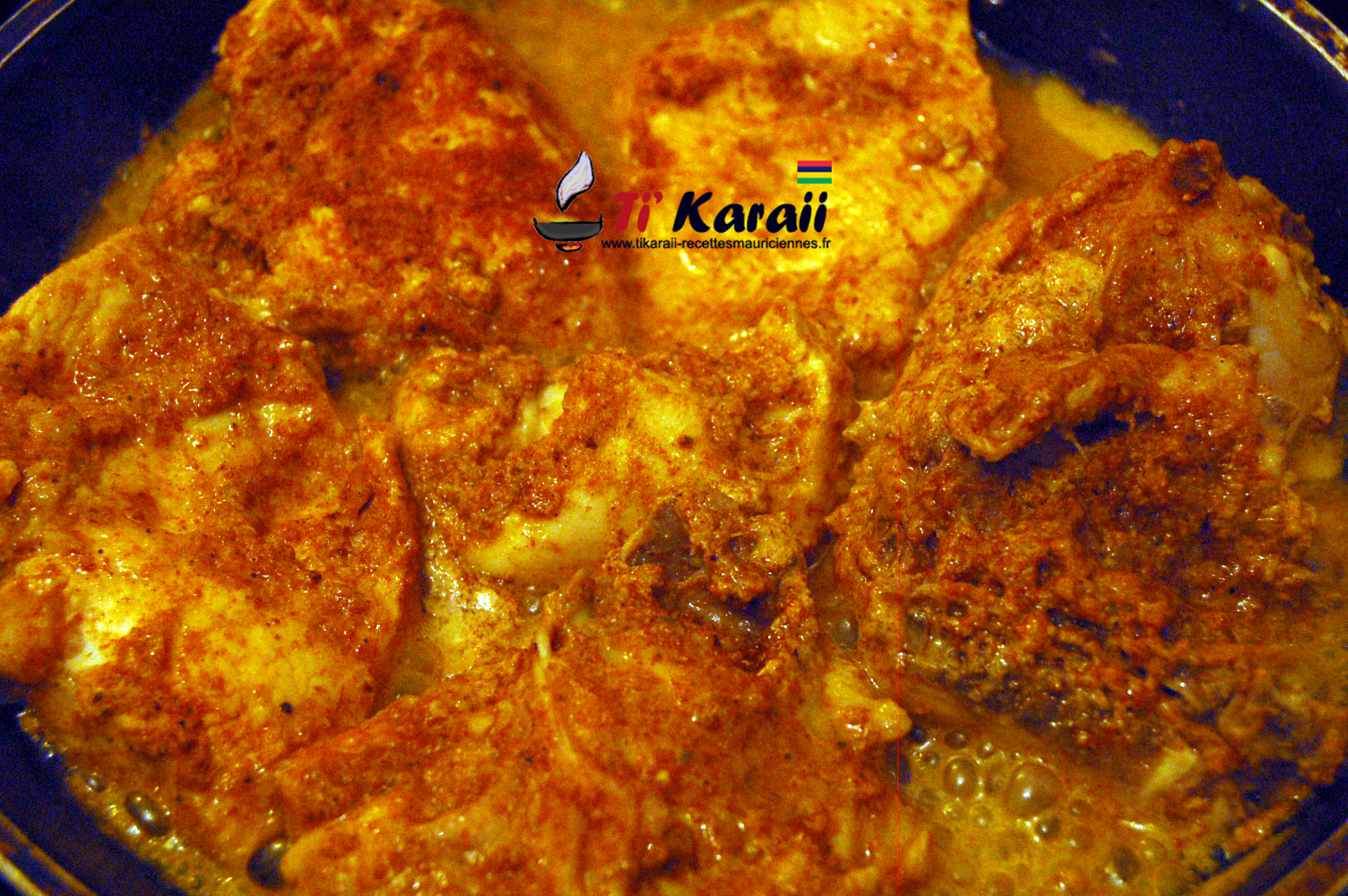 poulet tandoori recette sans colorant ti karaii. Black Bedroom Furniture Sets. Home Design Ideas