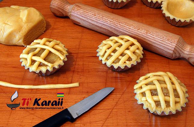 Recette Cuisine Mauricienne Tarte A La Banane
