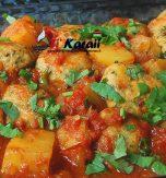 La daube de kebab (kofta)