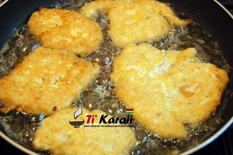tikka poulet