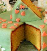Cake classique à l'orange