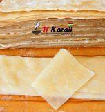 Pâte à samoussa (parr)